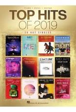 Hal Leonard Top Hits of 2019 - 20 Hot Singles PVG