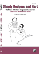 Alfred Simply Rodgers and Hart - By Richard Rodgers and Lorenz Hart / arr. Matt Hyzer