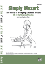Alfred Simply Mozart - By Wolfgang Amadeus Mozart