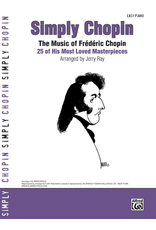 Alfred Simply Chopin Arranged by Jerry Ray