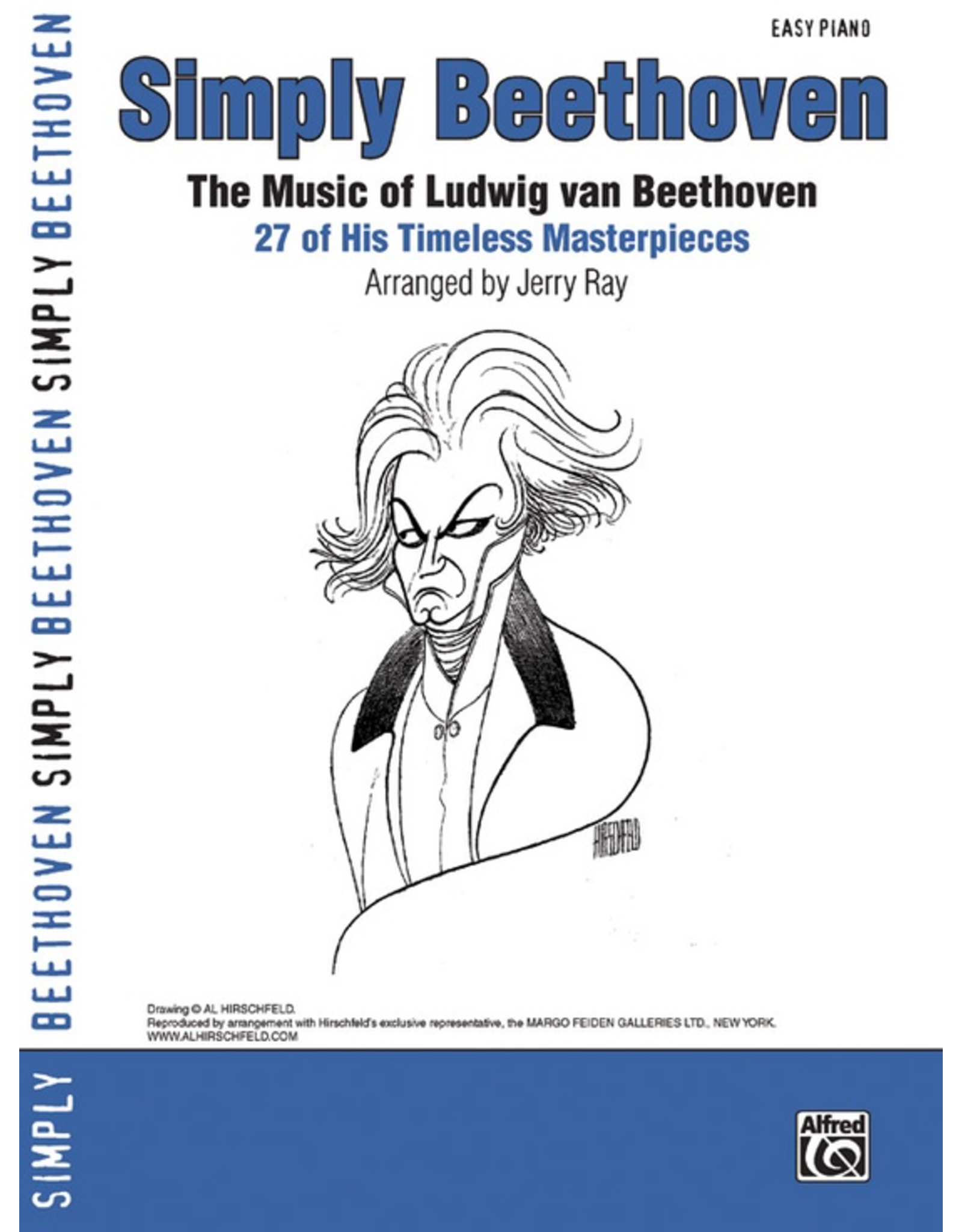 Alfred Simply Beethoven - arr. Jerry Ray