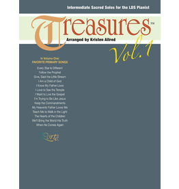 Jackman Music Treasures Vol. 1 arr. Kristin Allred