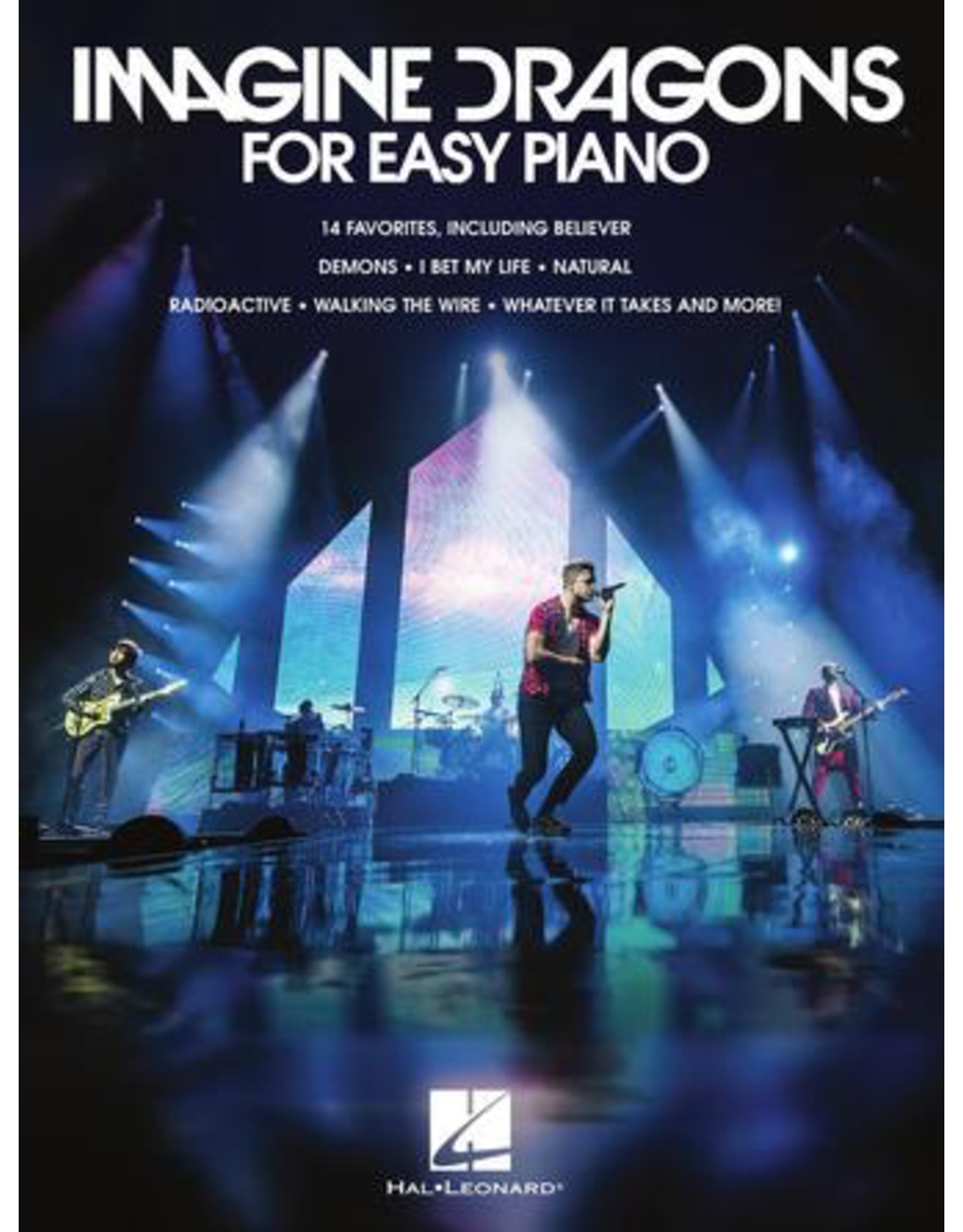 Hal Leonard Imagine Dragons for Easy Piano