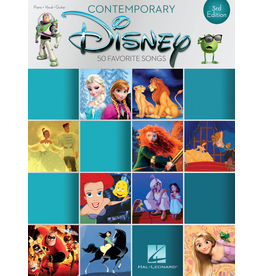 Hal Leonard Contemporary Disney