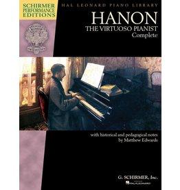 Hal Leonard Hanon - The Virtuoso Pianist Complete