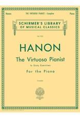 Hal Leonard Hanon - Virtuoso Pianist in 60 Exercises Complete