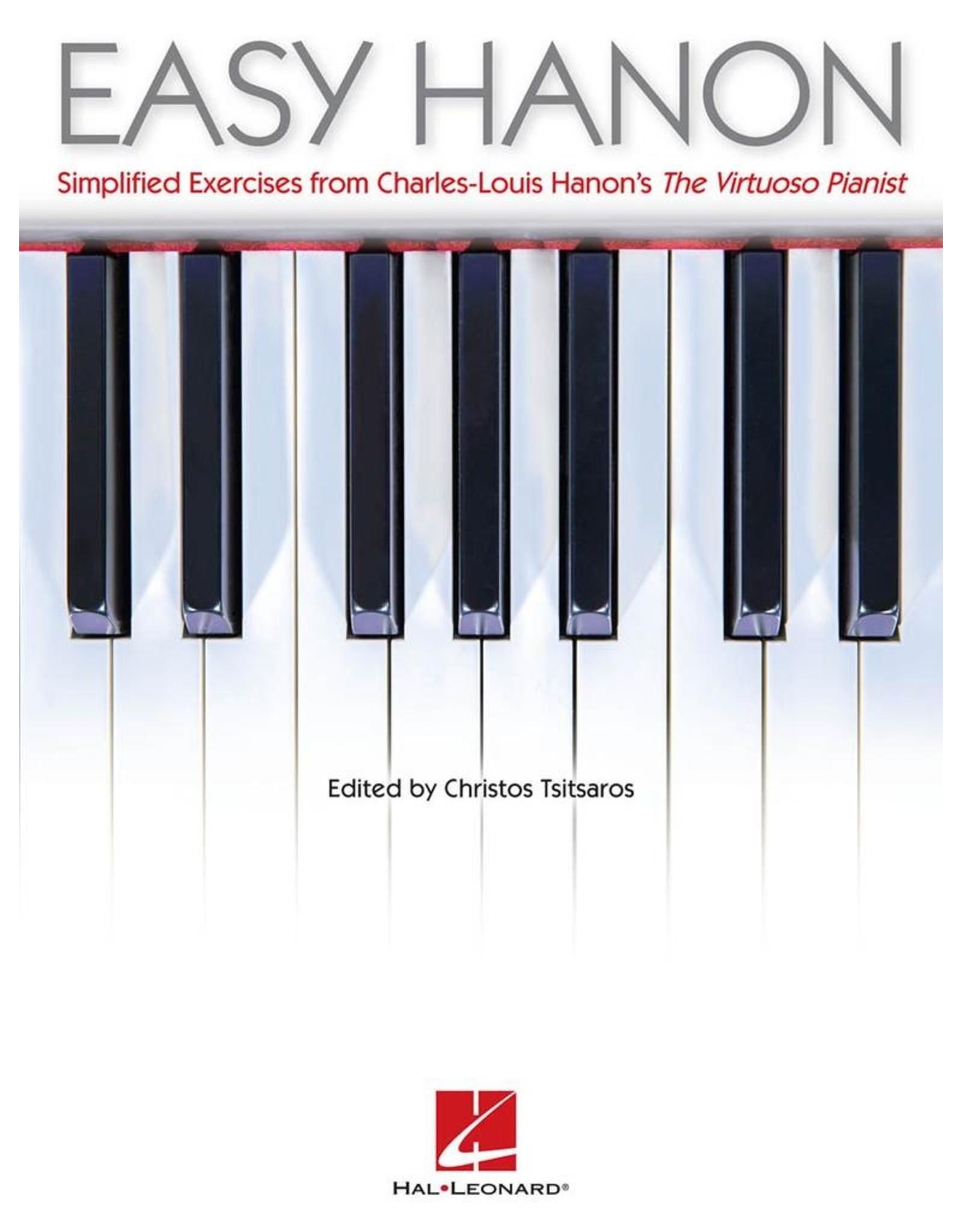 Hal Leonard Easy Hanon - Simplified Exercises from Hanon