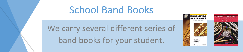 Band Books