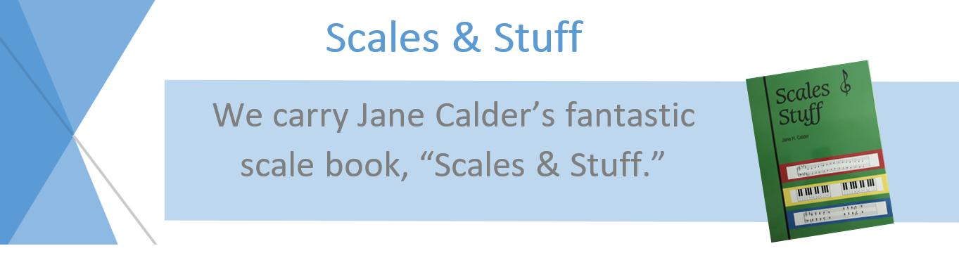 Scales & Stuff