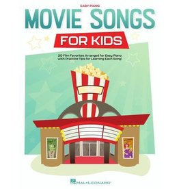 Hal Leonard Movie Songs for Kids - Easy Piano