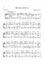 Edition Peters Christmas Carols for Easy Piano arr. Mary Cohen