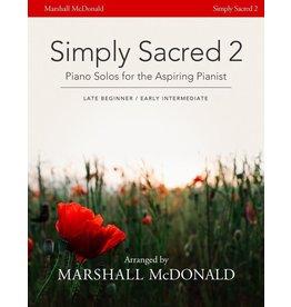 Marshall McDonald Music Simply  Sacred 2 by Marshall  McDonald