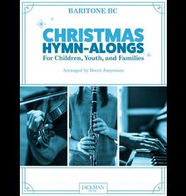 Jackman Music Christmas Hymn-Alongs Vol. 1 - arr. Brent Jorgensen - Baritone B.C.