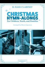 Jackman Music Christmas Hymn-Alongs Vol. 1 - arr. Brent Jorgensen - Bass Clarinet