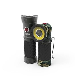 Nebo Cryket Cob Work & Spot Flashlight
