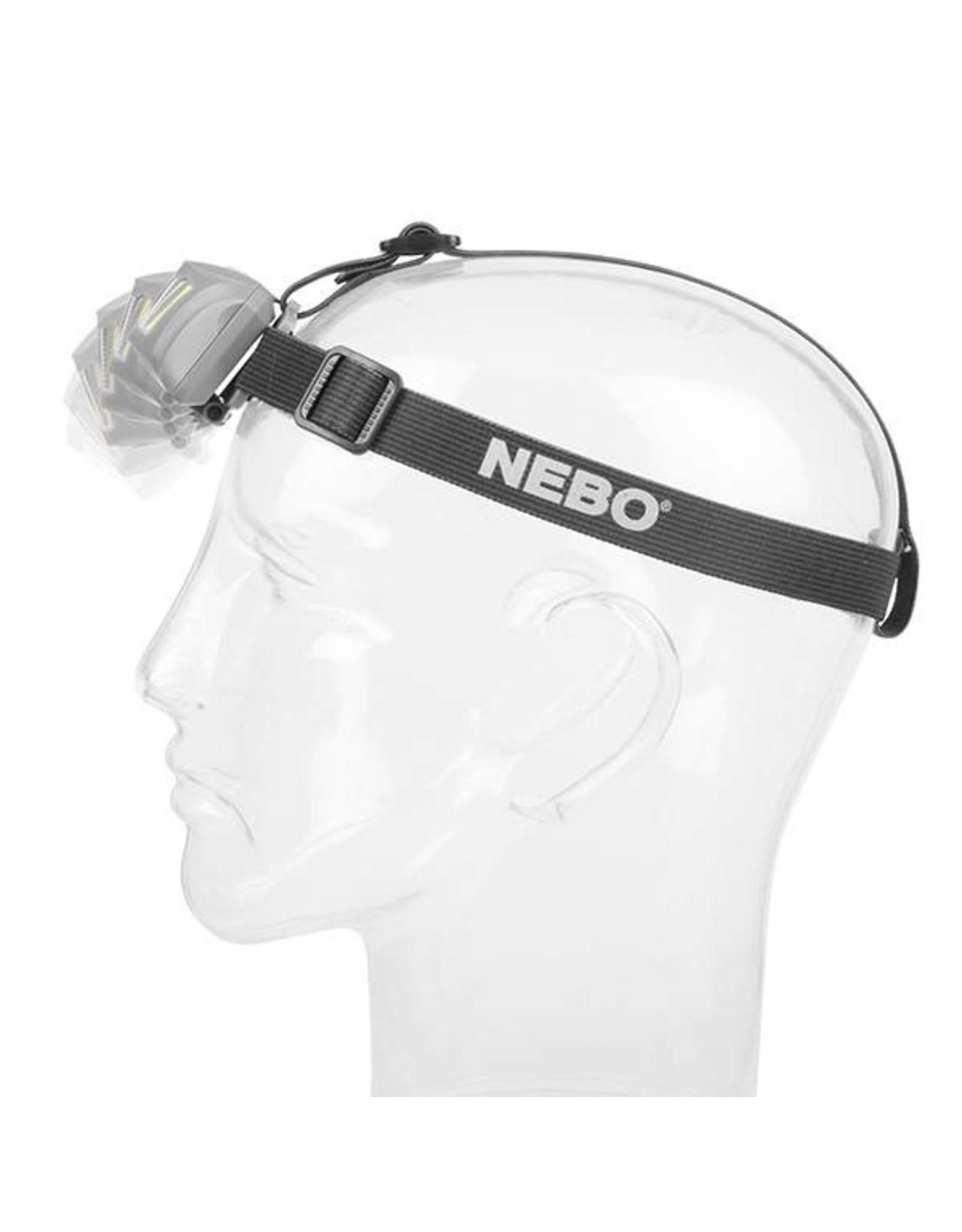 Nebo Duo Headlamp - Red & White