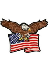 Patch - USA Eagle Flag