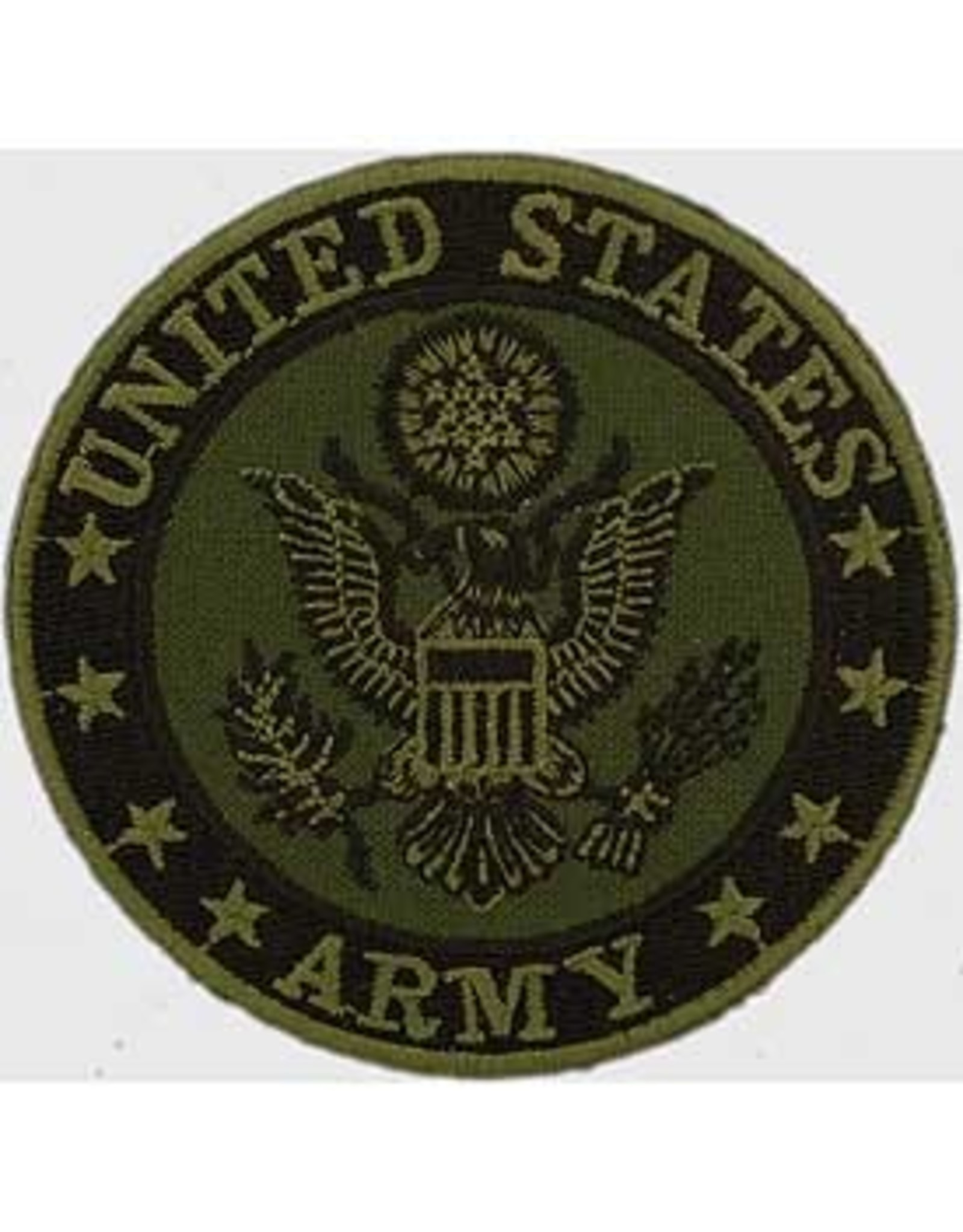 Patch - Army Logo (Subdued)