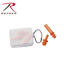 GI Earplug Case W/Plugs
