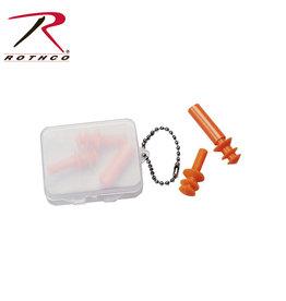 GI Earplug Case W/Plugs