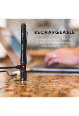Inspector RC Rechargable Pen Light