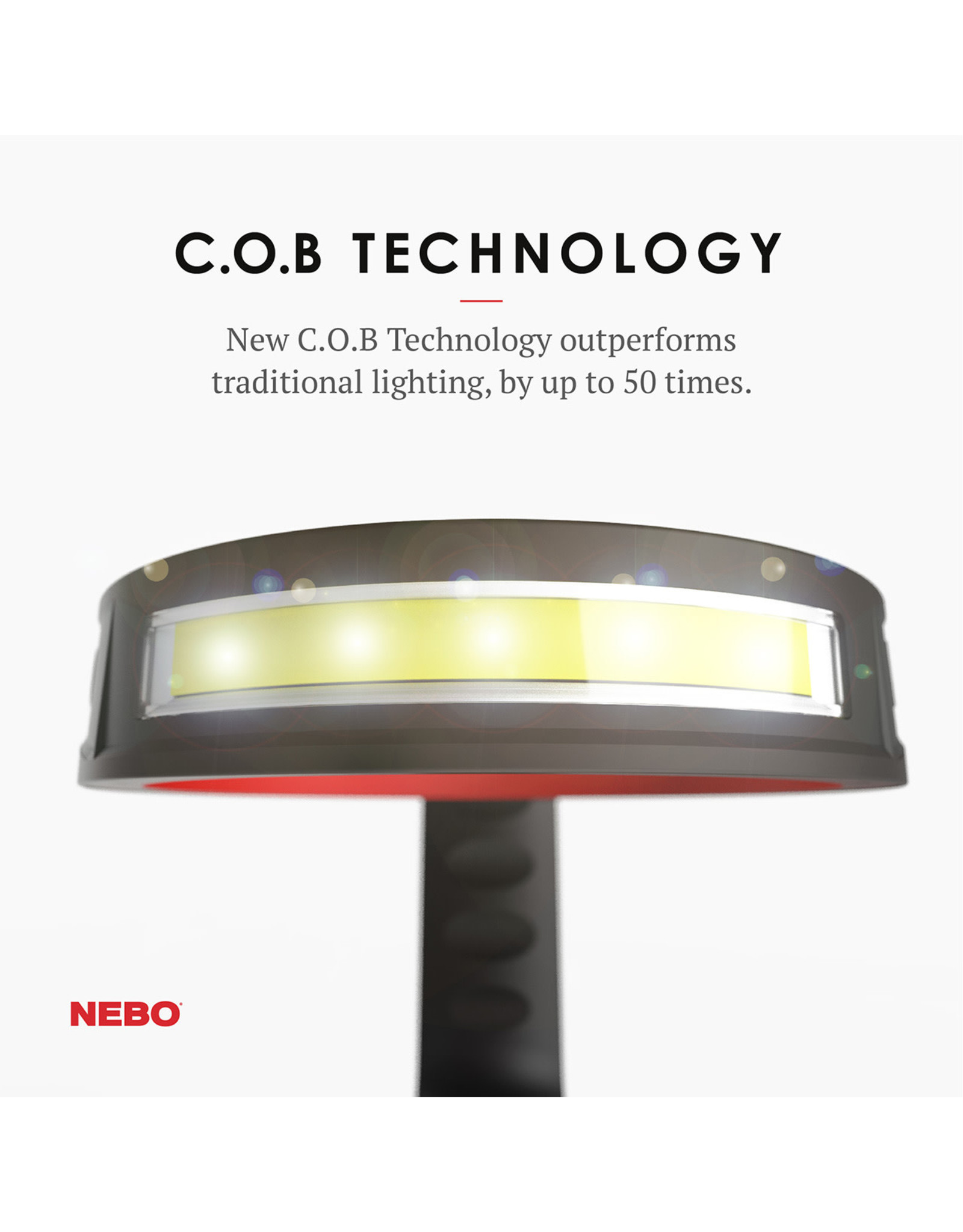 Nebo Glow Light for Tumbler