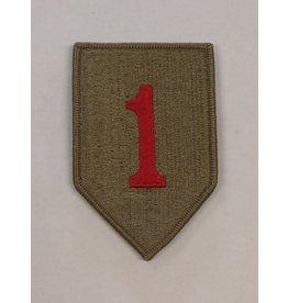 1st Infantry Patch OCP Scorpion
