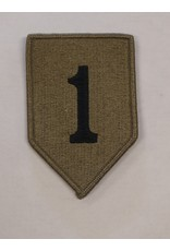 1st Infantry Patch OCP Scorpion