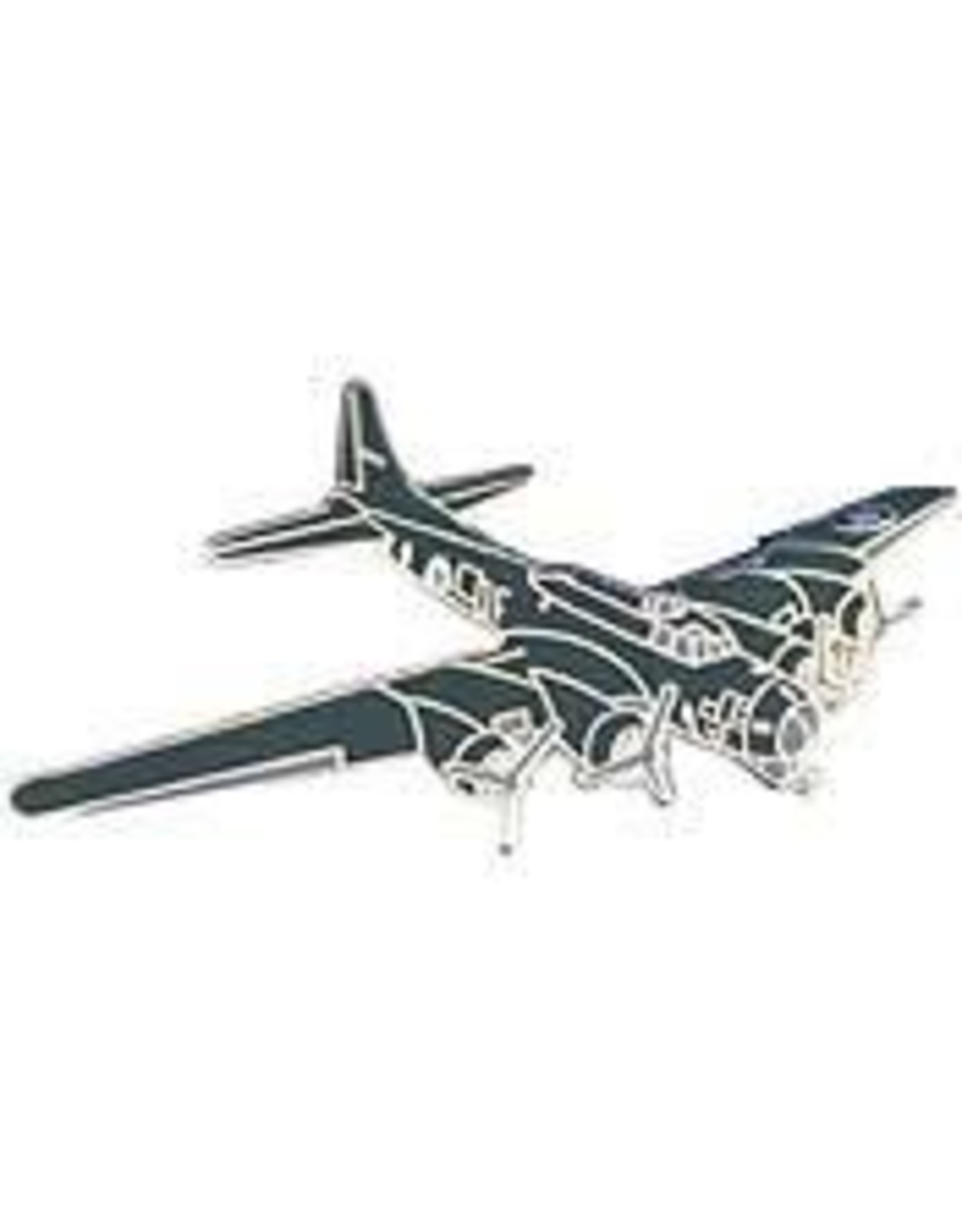 Pin - Airplane B-17 Flying Fortress