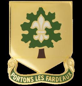 101st Support Crest - Portons Les Fardeaux
