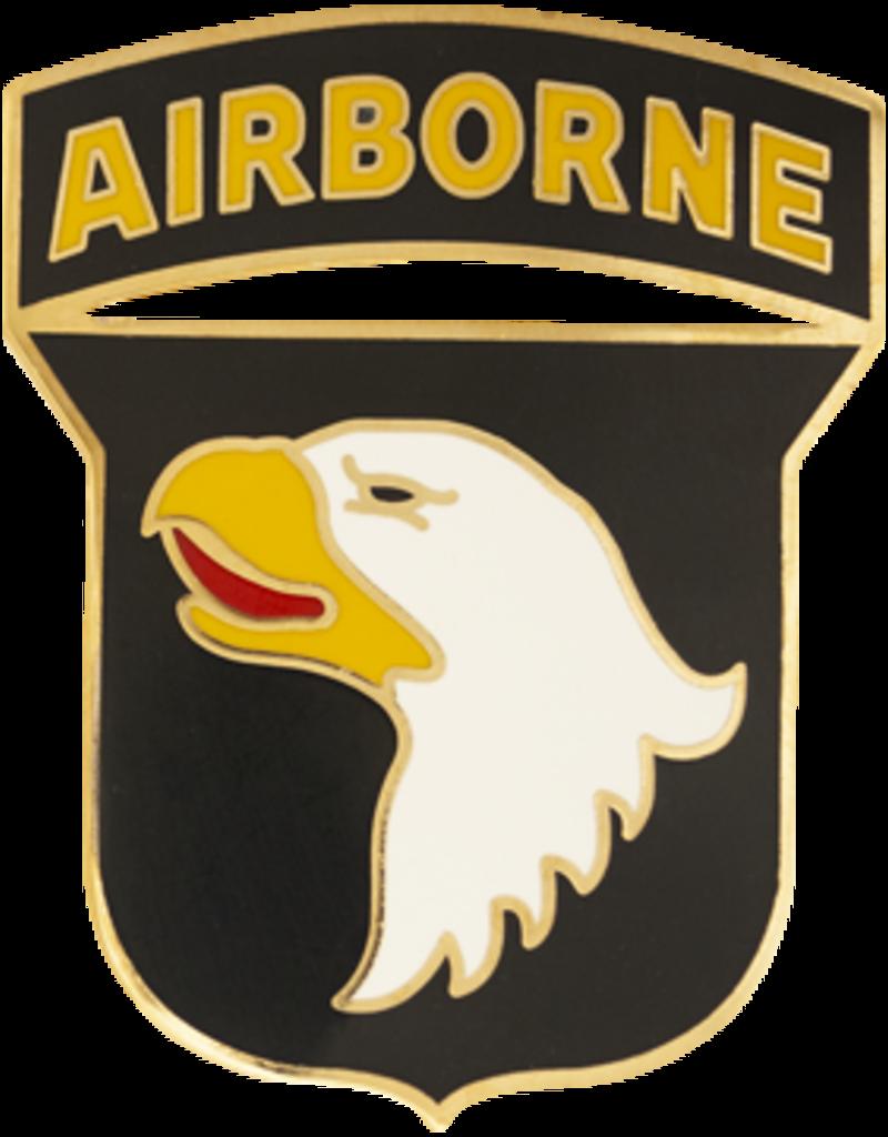 101st Airborne Dress Blue ID Badge