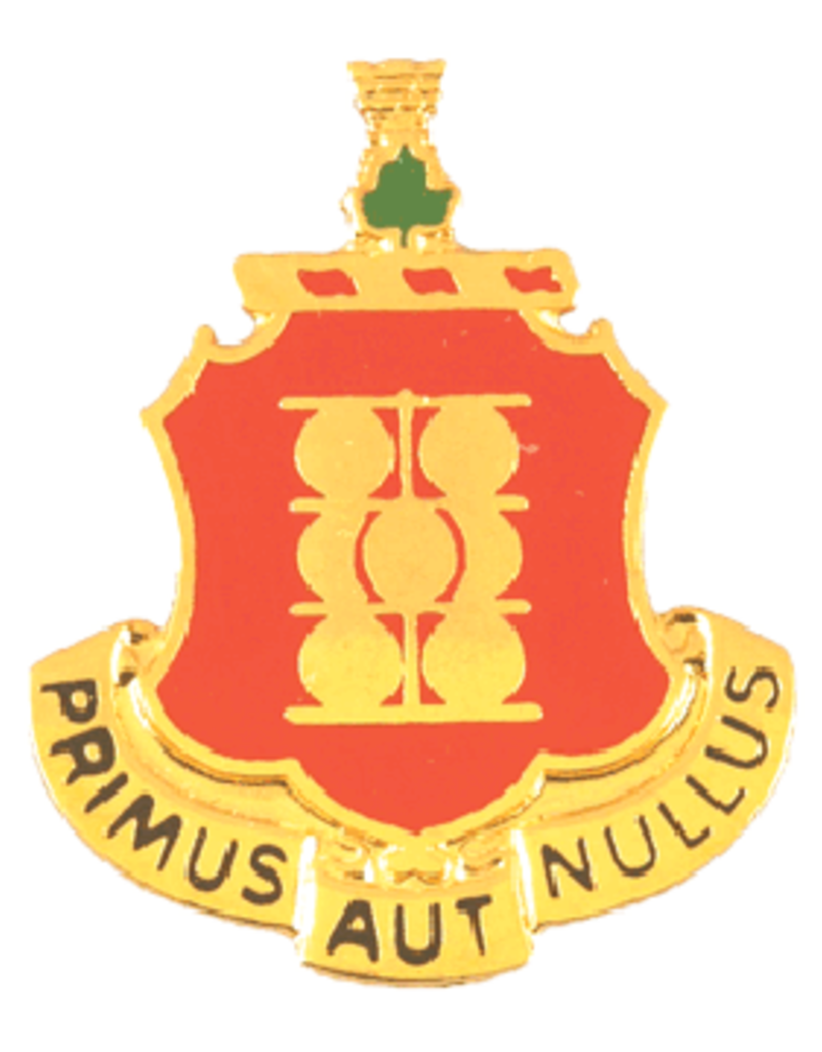 1st Field Artillery Crest
