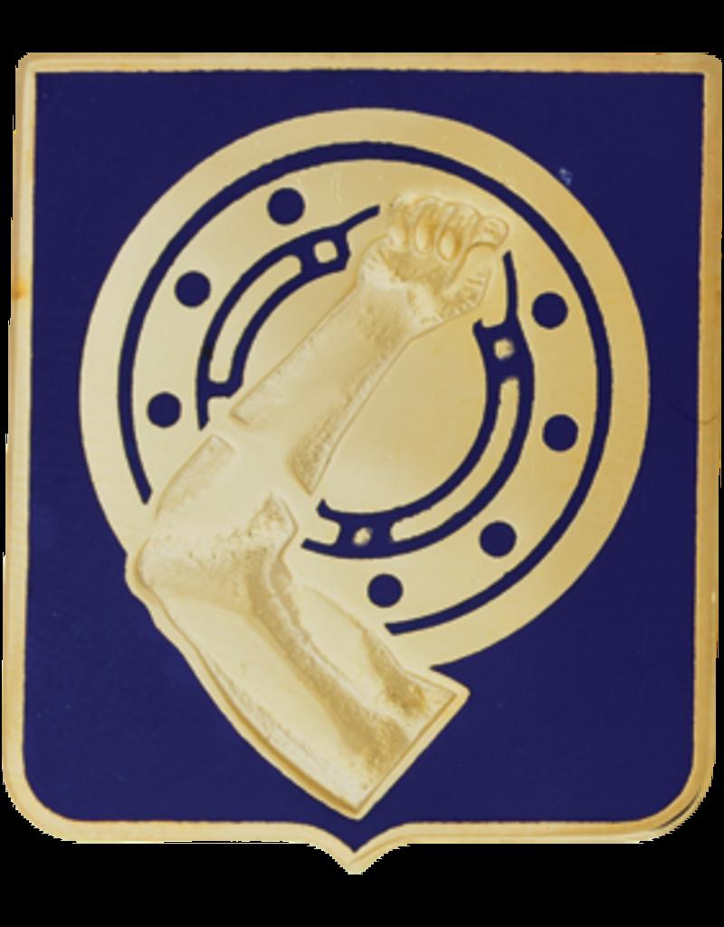 34th Armor Unit Crest