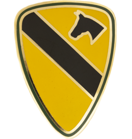 1st Cavalry Division ID Badge
