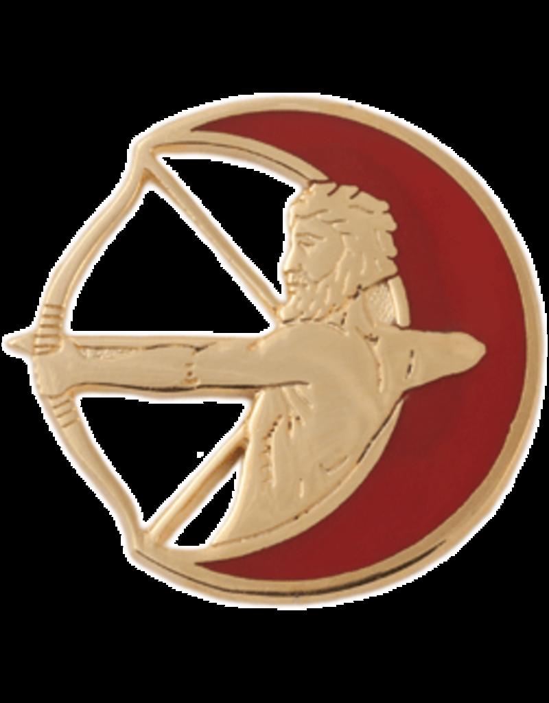 1st Infantry Artillery Crest
