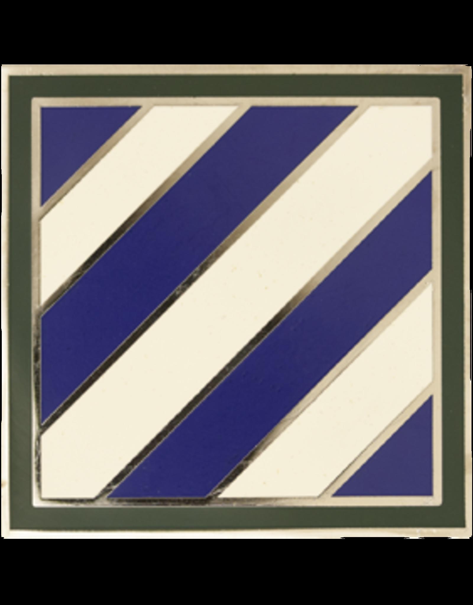3rd Infantry Dress Blue ID Badge