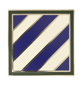 3rd Infantry Dress Blue ID Badge