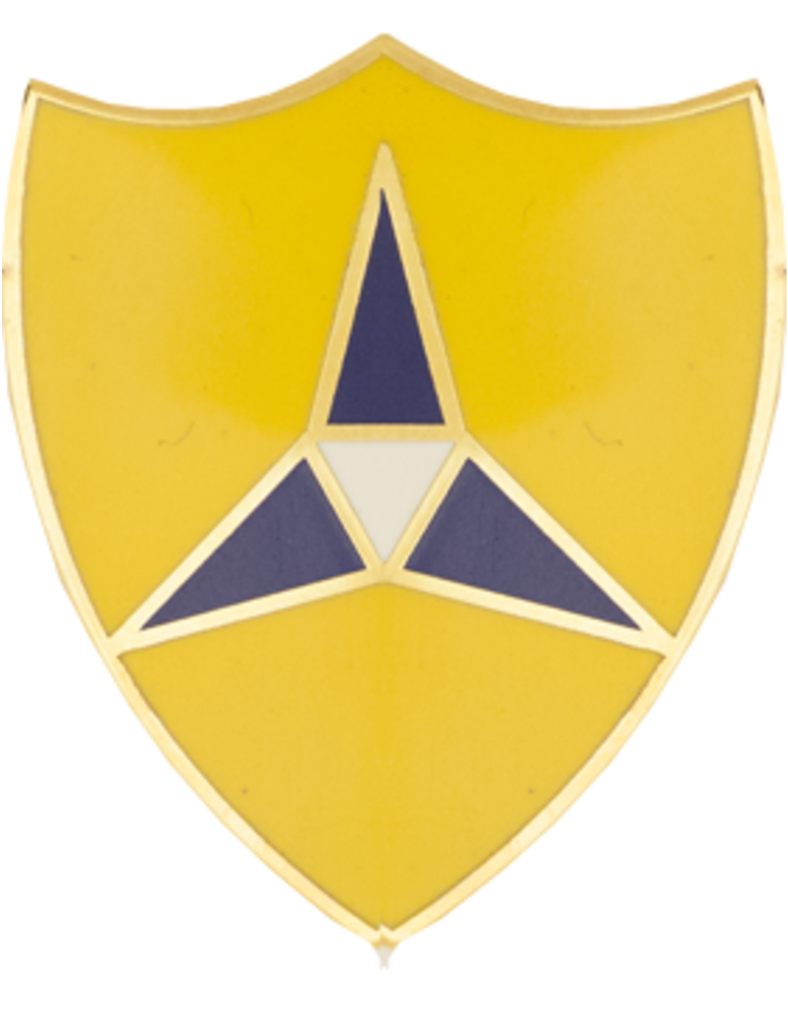 3rd Corps Unit Crest (New Old Stock)