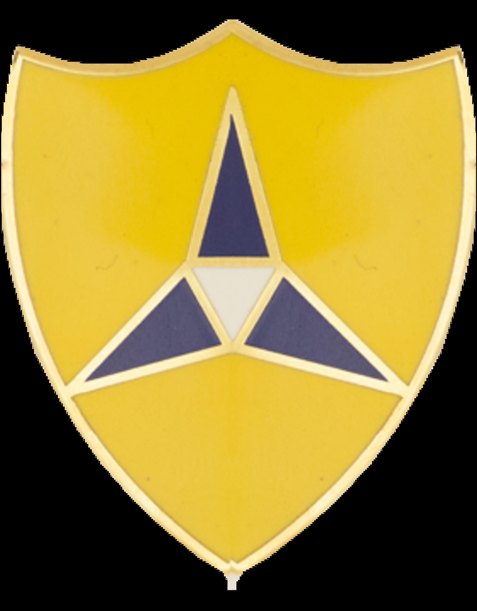 3rd Corps Unit Crest
