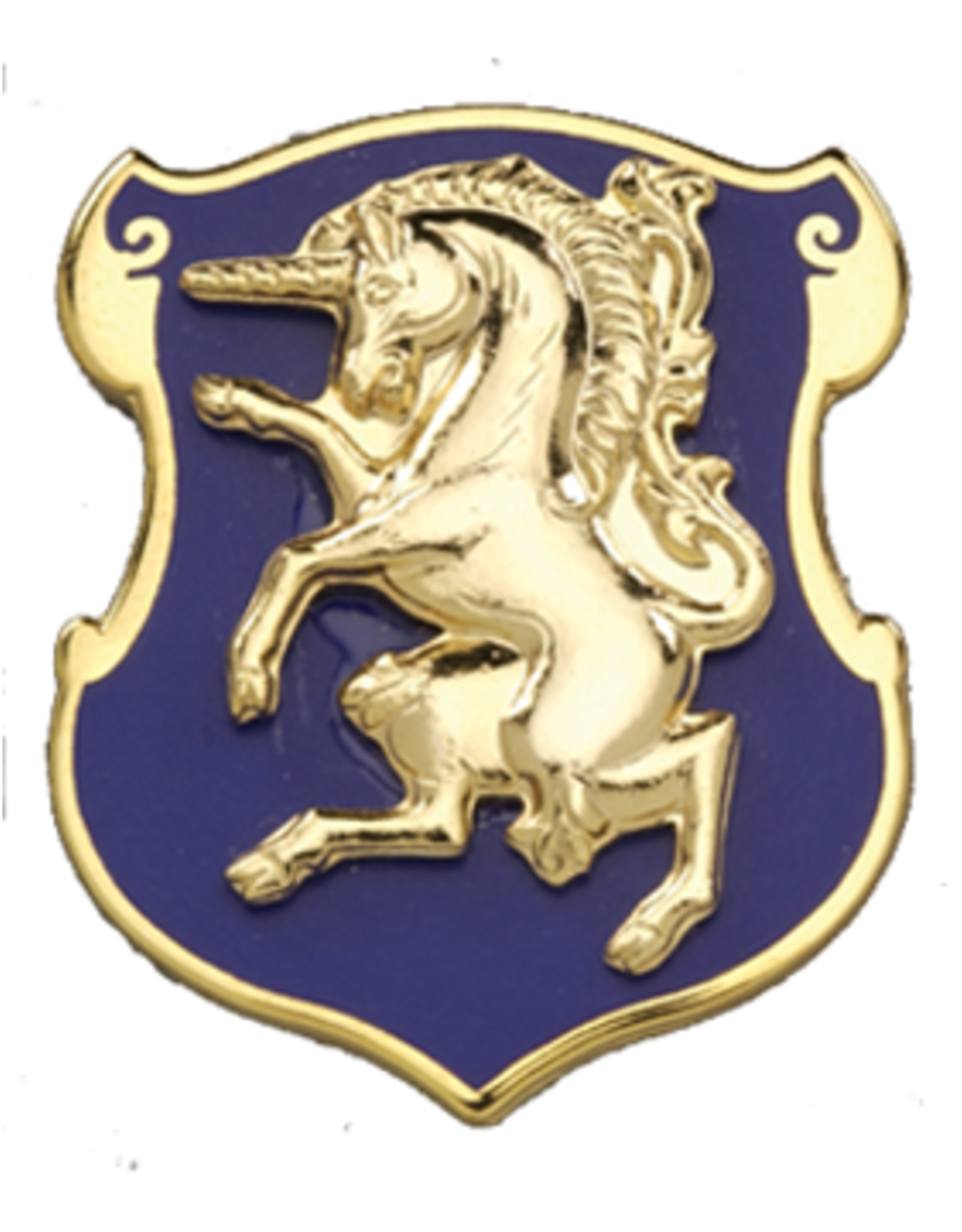 6th Cavalry Unit Crest