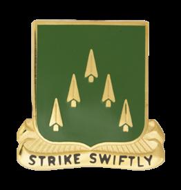 70th Armor Unit Crest - Strike Swiftly