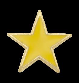 JROTC Honor Star Gold Pin