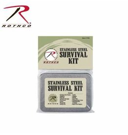 Rothco Combat Survival Tin