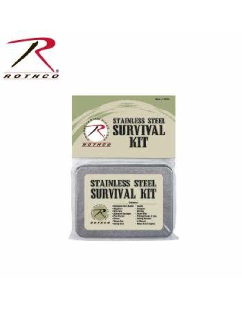 Rothco Combat Survival Tin