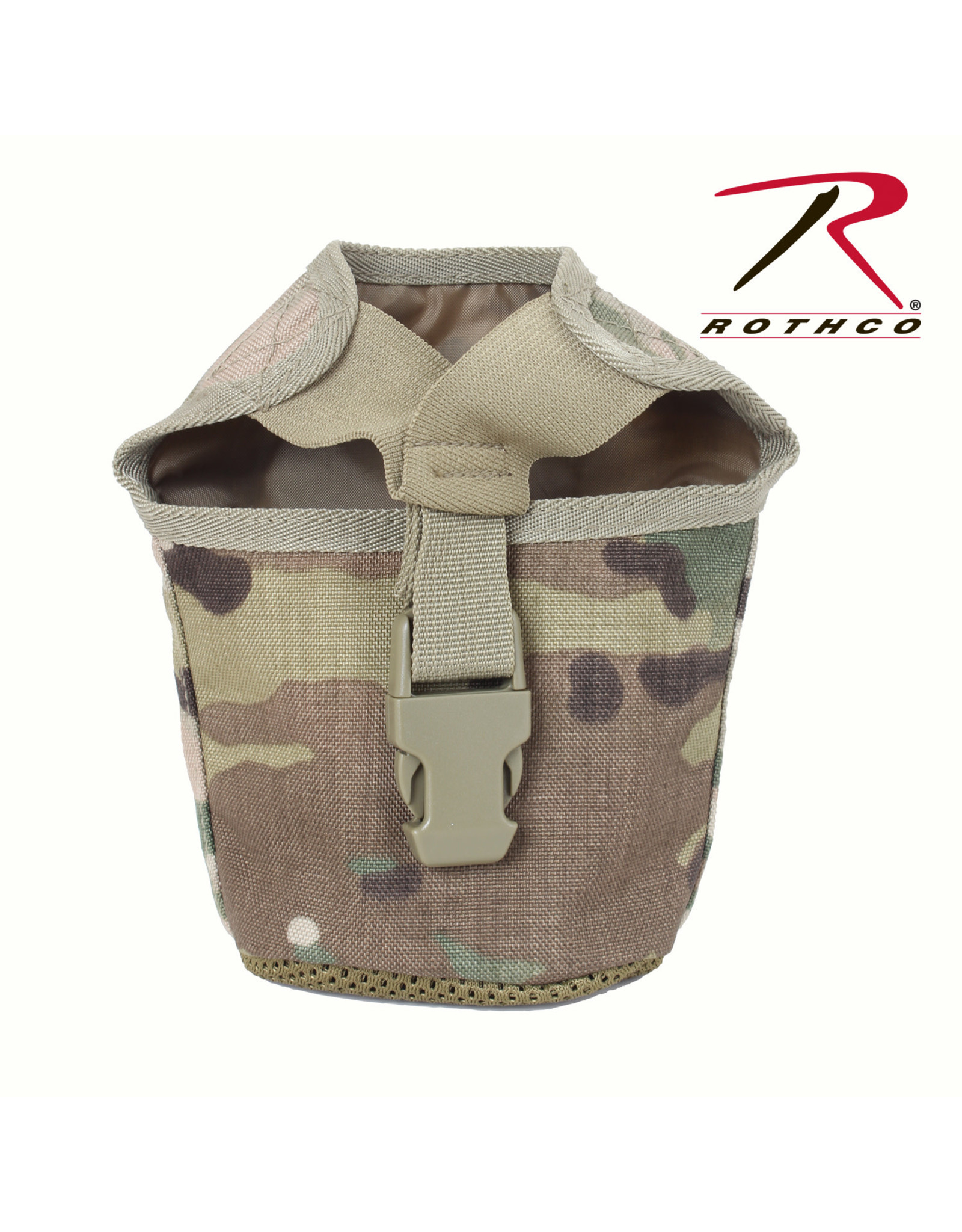 Rothco 1 QT Canteen Cover - Multicam NOT GI