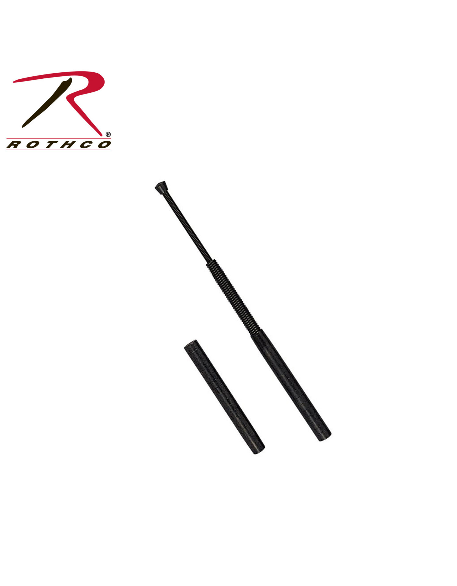 """Rothco 16"""" Steel Spring Baton"""