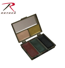 Rothco 5 Color Camo Face Paint
