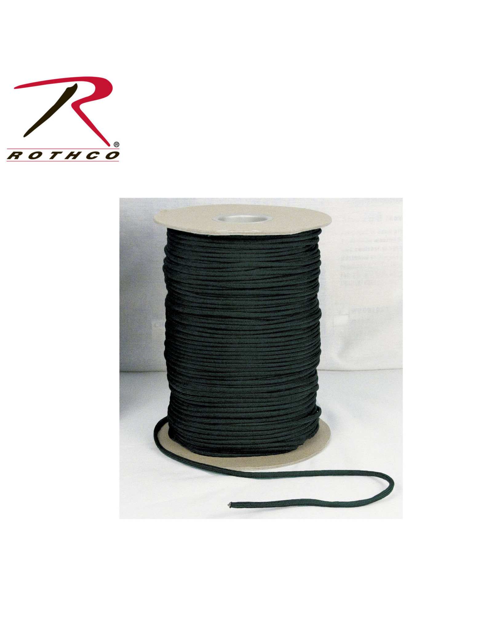 Rothco 550 Paracord - Multiple Colors