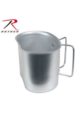 Rothco Aluminum Canteen Cup - NOT GI