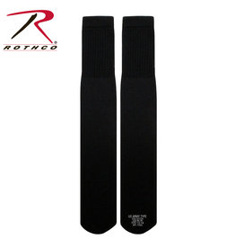 Rothco Black Tube Socks
